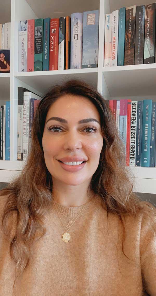 Portret Elise Colonna